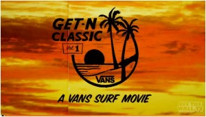Vans Surf Movie